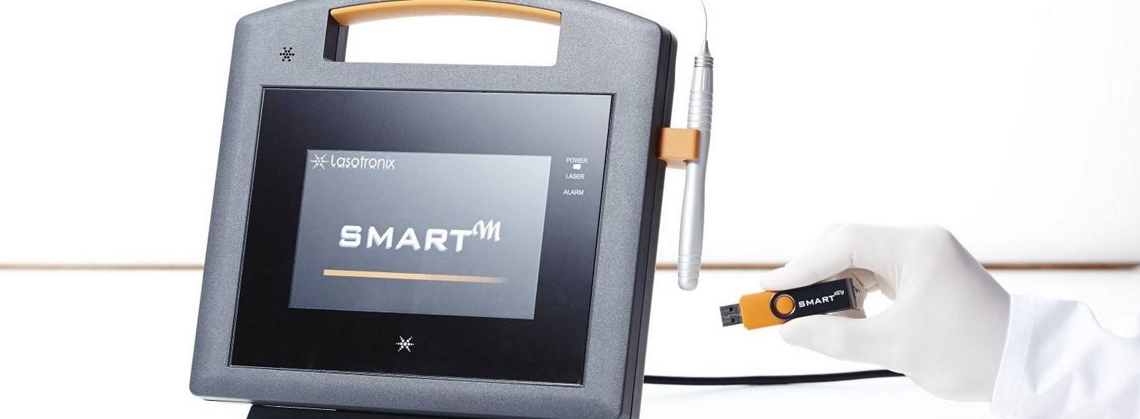 nowoczesne urządzenie stomatologiczne lasotronix