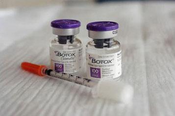 2 ampułki płynnego botoxu