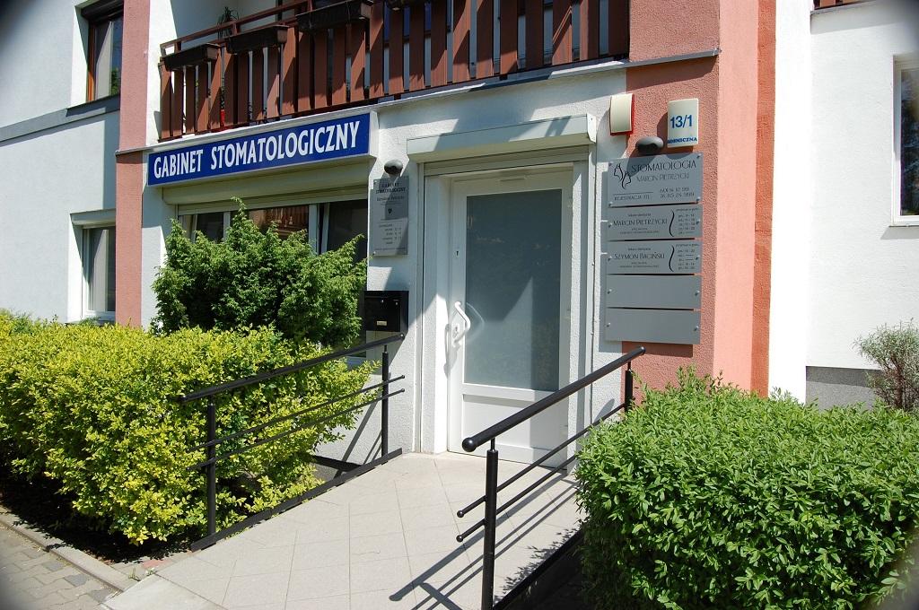 gabinet stomatologiczny Pietrzyccy w Legnicy